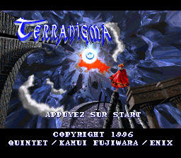 Solution Terranigma